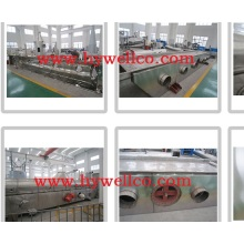 Mine Residue Vibrating Fluid Bed Dryer