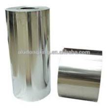 1235 Folha de cigarro de alumínio