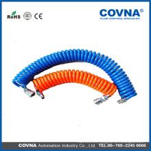 Tubo de tubo flexible flexible neumático