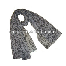 PK17ST180 floral printed fabrics cashmere scarf