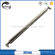 Popular 45#steel tension spring with square plastic material