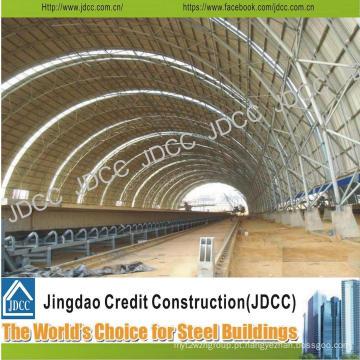 Grid Estrutura Strand Steel Building