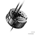Round High Bay UFO Power Supply Lampu Industri