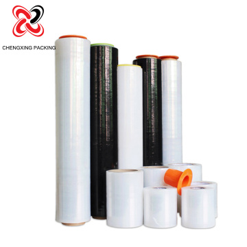 Pallet Shrink Wrap Transparan Lldpe Stretch Film
