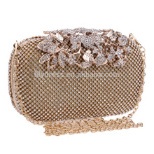 Новая мода женщин вечер ужин клатч невесты мешок для Свадебные вечерние Свадебные сумки B00137 камень клатчи