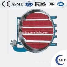 Factory Price air louver damper, air vent valve, electric air valve