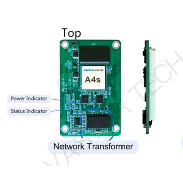 Led display receiving card A4s Model