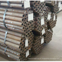ST52 ST37 Tubos e tubos de aço sem costura