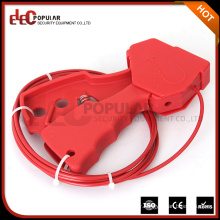 Elecpopular Best Products For Import Multipurpose Steel Cable Lock And Wire Cable Lockout
