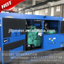 Planta de generación de generador diesel 100kva
