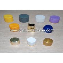 Пластмассовый крем косметический овальный колпачок для трубки
