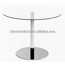 Modern glass dining table XT7019