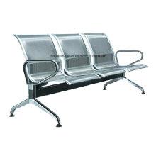Edelstahl Stuhl Stuhl mit Armlehne