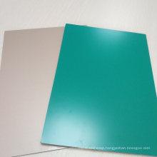 Green 3D Advertising Digital Printing Used ACP