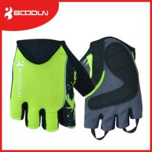 2016 Heiße Verkaufs-Fahrrad-Handschuhe für Frauen mit Schaumstoff-Auflagen für das Radfahren u. Gewicht Liftng