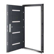 TOF 2021 Latest Design Cheap Price Luxury Style Hot Sale Exterior Security Steel Metal Door