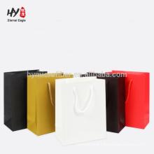 wholesale custom logo paper tote bag for shopping
