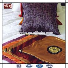 Elegante bordado sofá universal assento cobrir almofada