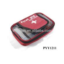 bolsa impermeable durable primeros auxilios con tamaños pequeños