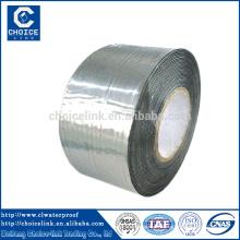 Auto-adesivo de alumínio betume impermeável fita intermitente
