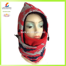 Promotional hot wholesale product sports headwear winter hat ski face mask