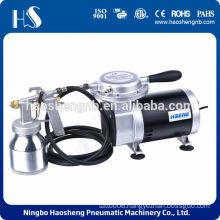 AS09K-1 portable air compressor spray kit