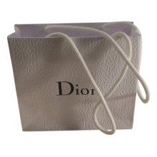 Top Quality Luxyry Gift Paper Shopping Bag with OEM Logo