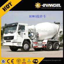 Camión mezclador de concreto HOWO / DONGFENG 8 metros cúbicos