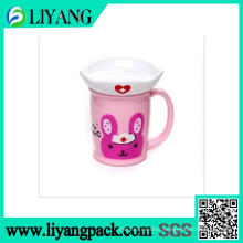 Red Color Rabbit, Heat Transfer Film for Plastic Cup
