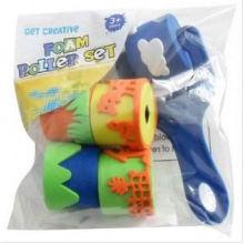 accesorios hechos a mano diy, estampador de rodillo, estampadores de EVA coloridos