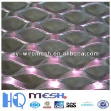 Lowest price decorative aluminum expanded metal mesh panels(ISO 9001)