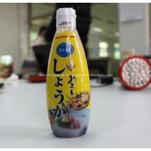 Flacon souple réfrigérés assaisonnement de la purée de gingembre
