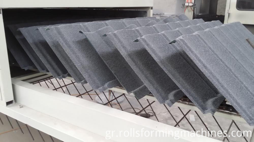 Vermiculite Roof Production Line