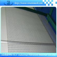 Malla de alambre cuadrada prensada utilizada en carbón