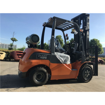 New Forklift 3.5 T Glp Gas Montacargas