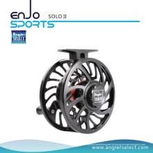 Angler Select CNC Angelgerät Fliegen Angelrolle (SOLO II 5-7)