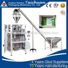 CE genehmigen automatischen Gewürz Verpackung Maschine Preis mit Schraube Dosierung und Schneckenförderer für Weizenmehl