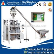 CE aprovam o preço automático da máquina de embalagem da especiaria com a dosagem do parafuso e o alimentador do parafuso para a farinha de trigo