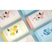 Paper Cosmetic Tubes Box Packaging