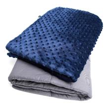 kindergewichtete Decke mit abnehmbarem Bezug