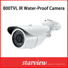 800tvl IR impermeable Cámaras CCTV Proveedores Bullet cámara de seguridad (W23)