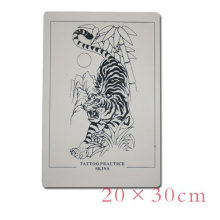 2016 hot sale cheap tattoo practice synthetic skin