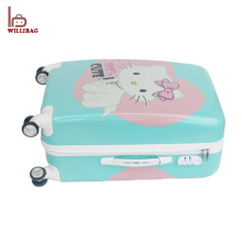 Wholesale Factory Price Colorful PC Material Carry On Luggage