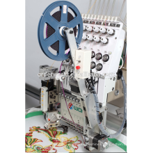Single heads small computerized automatic embroidery machine with prices