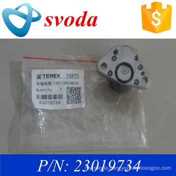 heavy dump truck terex parts pn 23019734 12v magnetic coil