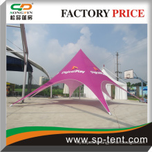 aluminum frame trade tent for car show or small party