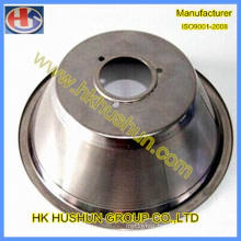 304 Stainless Steel Deep Drawing Round Stamping Part (HS-SM-025)