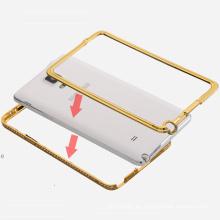Luxury Diamond Bumper Case para Samsung Galaxy Note 4