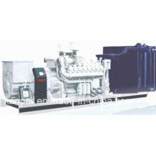 Electric Generator 1600kw 2000kVA 50hzdiesel Genset Powered by German Mtu