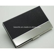 Bunte Aluminium Mini Visitenkartenhalter